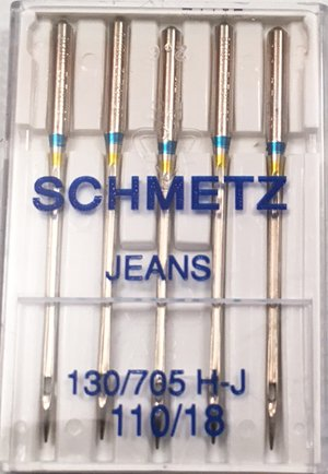 Schmetz Jeans/Denim Needle 110/18