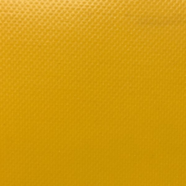 Polyester Reinforced Vinyl - Yellow
