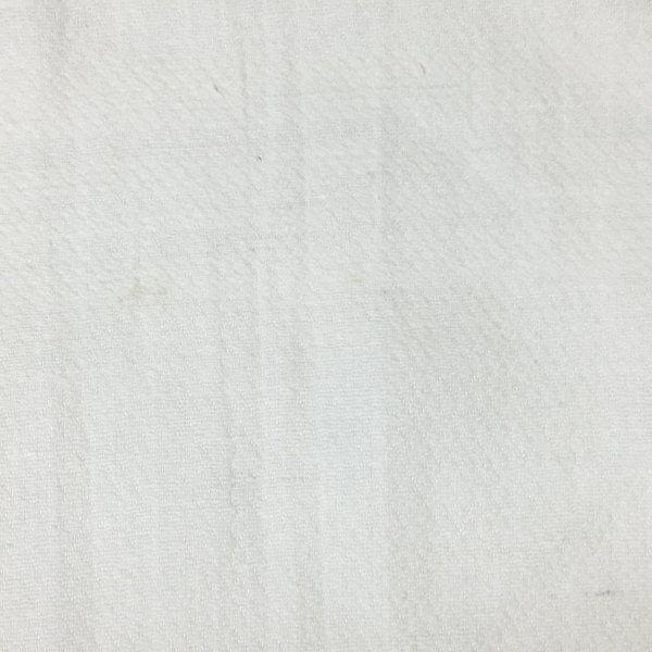 Birdseye Diaper Cotton - White