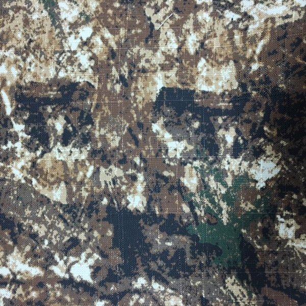 Dappled Forest Print - Bark