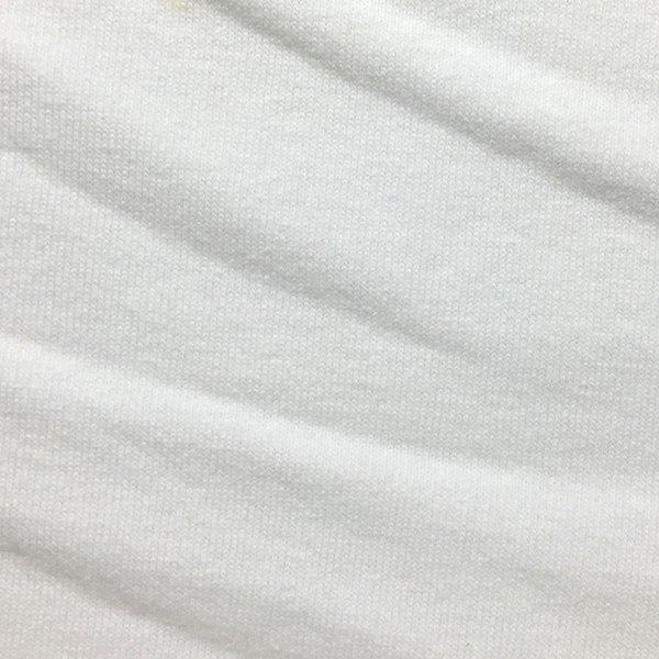 Sweatshirt Fleece - White