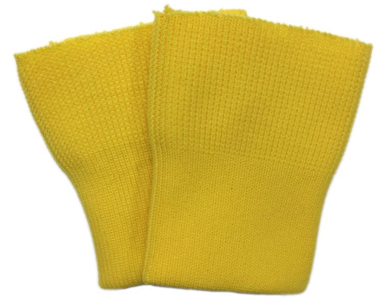 Standard Cuffs - Yellow