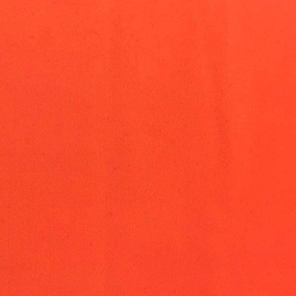 Spectrum Tricot Lycra - Matte Orange
