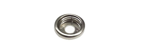 Snap Socket - Size 24 - Nickel/Brass
