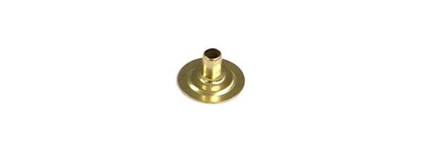 Snap Eyelet - Size 24 - Brass