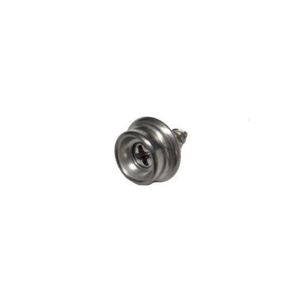 Snap Screw Stud - 3/8 inch - Stainless Steel