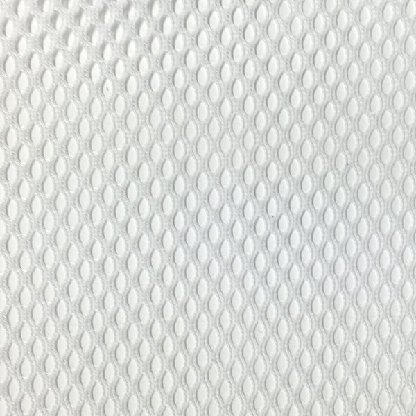 Synthetic Mesh - White