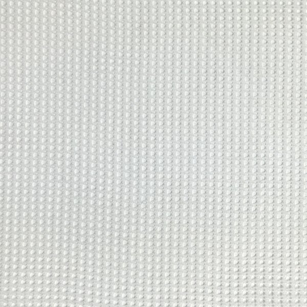 Polyester Mesh - White