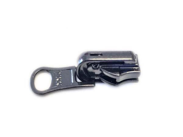 YKK #5 Coil Flipover Reversible Locking Slider - Black