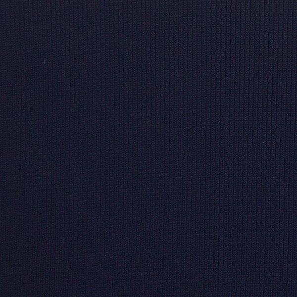 1x1 Tubular Rib - Navy