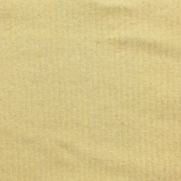 P200 Ribbed Face - Cream Yellow