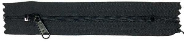 YKK #2.5 Coil Pocket Zipper - 5 inch - Black