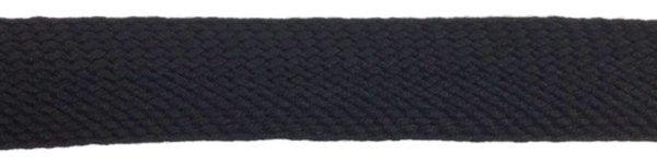 Awning Braid - 13/16 inch - Black
