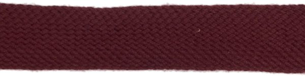 Awning Braid - 13/16 inch - Burgundy