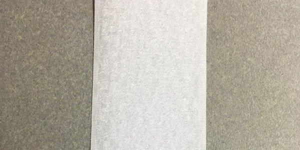 1 1/2 inch - Standard Loop - White