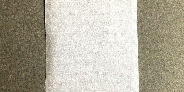 2 inch - Standard Loop - White