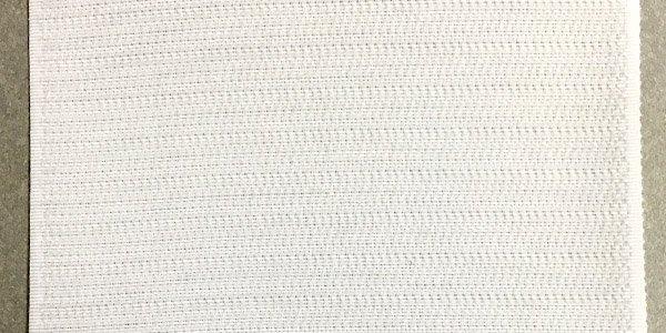 4 inch - Velcro Hook - White