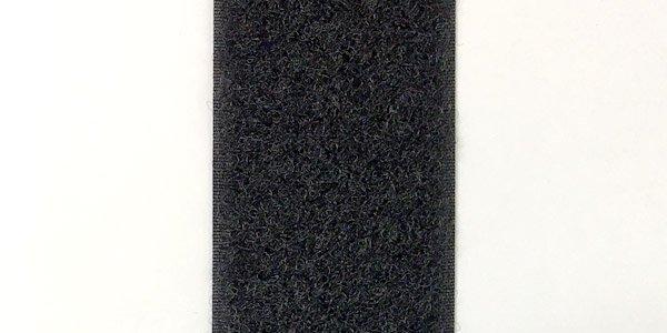1 1/2 inch - Fire Retardant Loop - Black