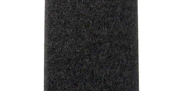 2 inch - Fire Retardant Loop - Black