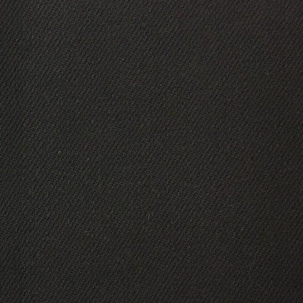 14 oz Twill - Black