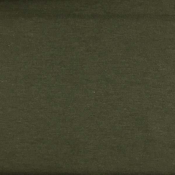 Bamboo Lycra Jersey - Moss