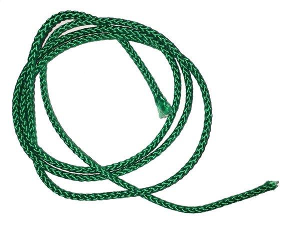 1/8 inch - Round Polypropylene Cord - Kelly
