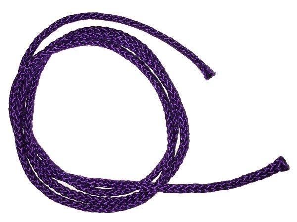 1/8 inch - Round Polypropylene Cord - Purple