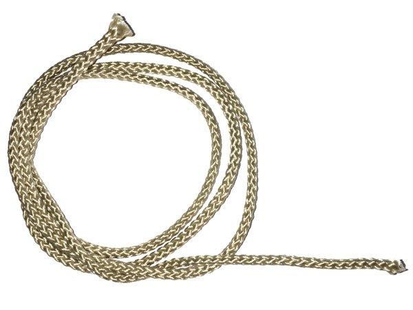 1/8 inch - Round Polypropylene Cord - Tan