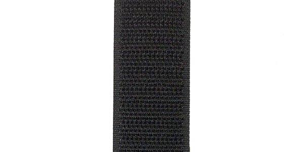 1 inch - Standard Hook - Black