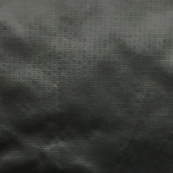 30 Denier Calendered Ripstop - Black
