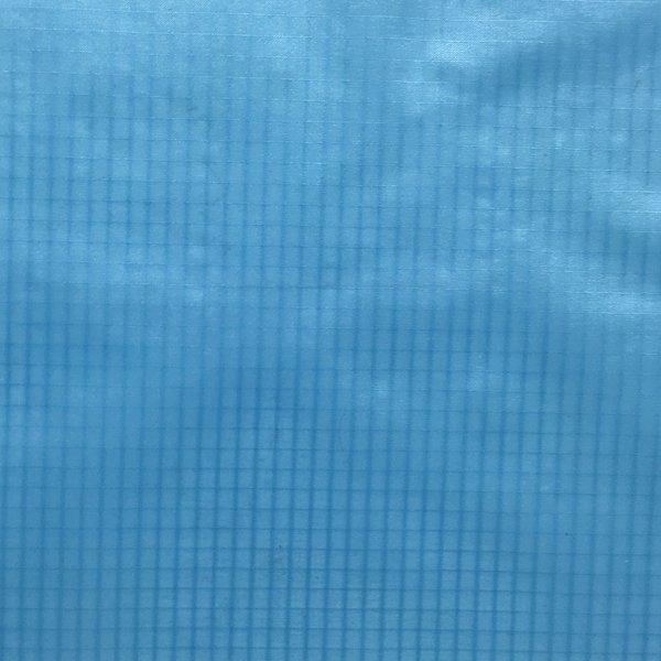 30 Denier Calendared Ripstop - Light Blue