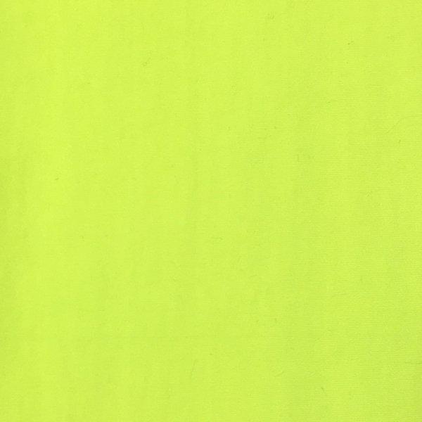 2-Ply Nylon Taslan - Hot Yellow