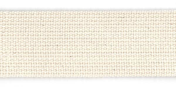 Cotton Web - 1 1/2 inch - Natural
