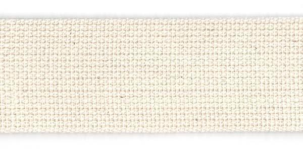 Cotton Web - 1 1/2 inch - Natural