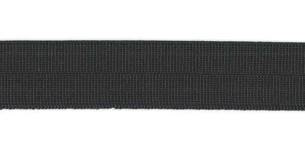 5/8 inch - Foldover Elastic - Black