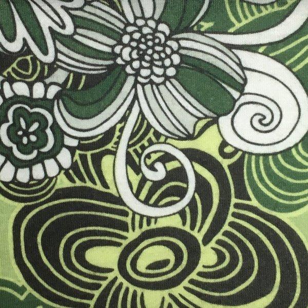 Flower Wicking - Green