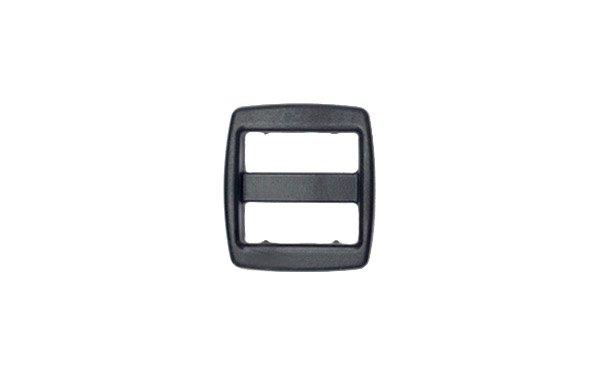 Wide-Mouth Triglide - 3/4 inch - Black