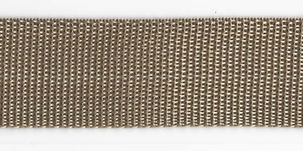 Polypropylene Web - 1 1/2 inch -  Jute