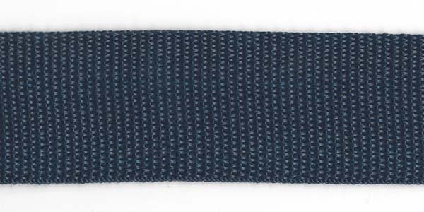 Polypropylene Web - 1 1/2 inch - Navy