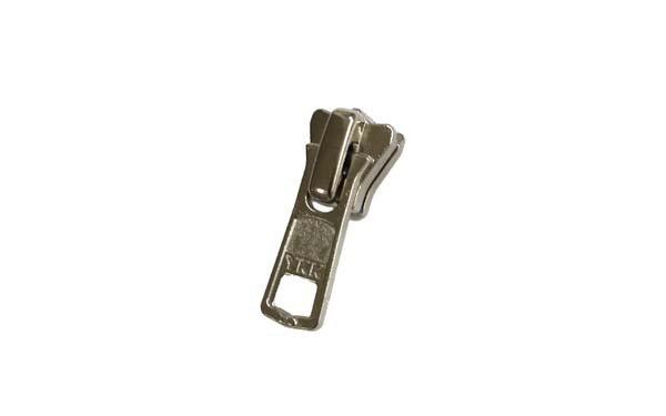 YKK #5 MT Locking Slider - Nickel