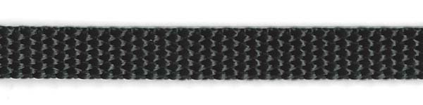Heavy Nylon Web - 3/8 inch - Black