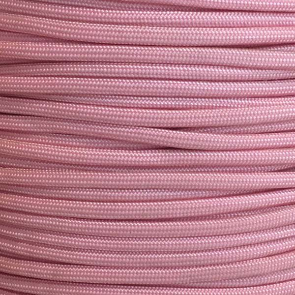 5/32 inch - Nylon ParaCord - Baby Pink