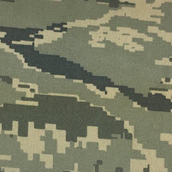 Twill - Tiger Camouflage