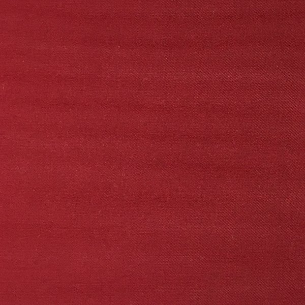 Polyester Woven - Dark Red