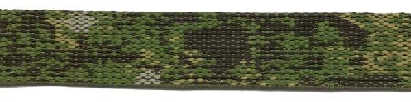 Camouflage Jacquard Web - 3/4 inch