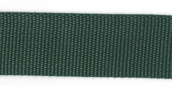 Polypropylene Web - 1 1/2 inch - Forest