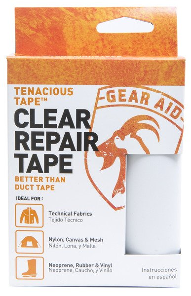 Tenacious Tape  - Clear 1.5 x 60