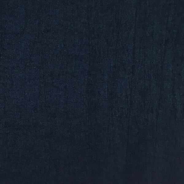 2-Ply Laundered Supplex - Dark Navy