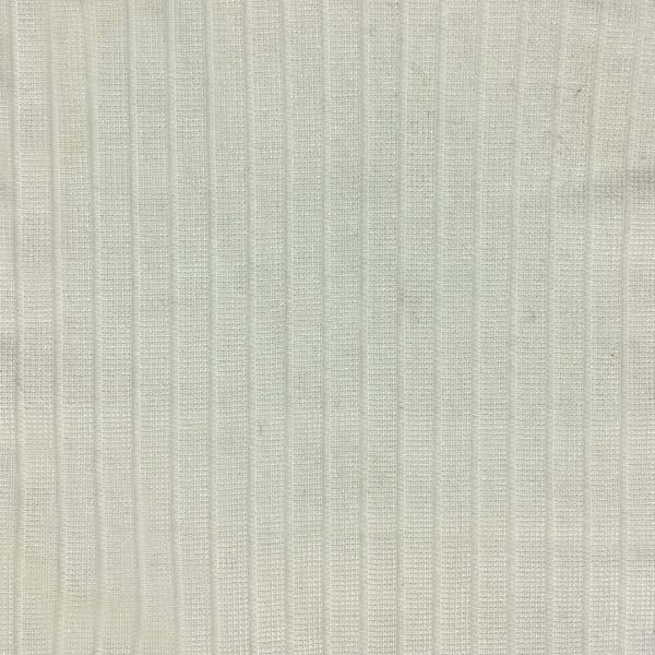 Silk Flatback Rib Knit - Natural