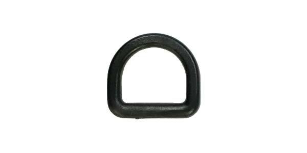 D-Ring - 3/4 inch - Black